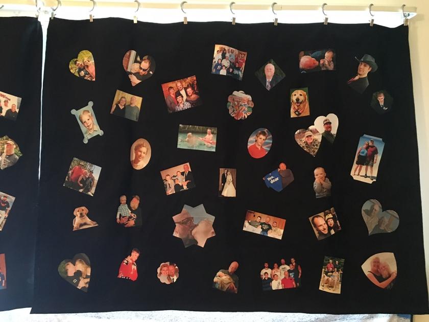 Curtain B