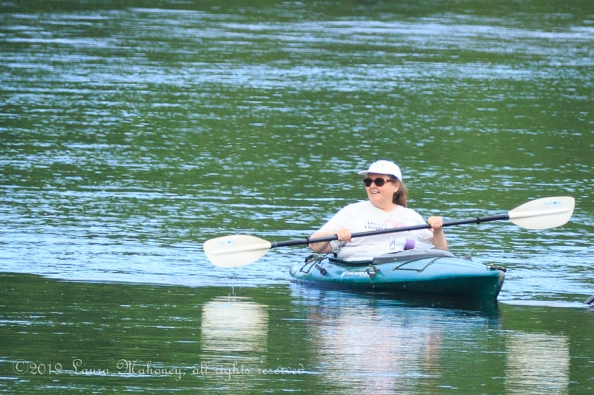 BRF kayak with Dawn-1437